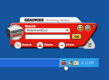 Grainger_widget